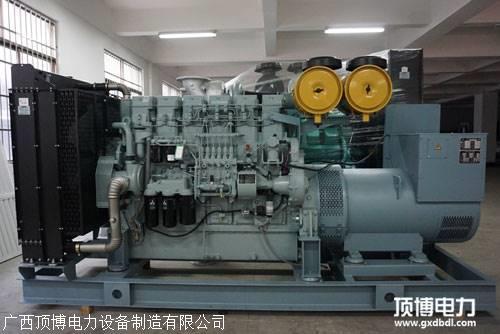 康明斯250kw发电机售价柴油发电机好