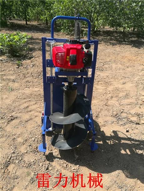 手持式钻土机种植业急需