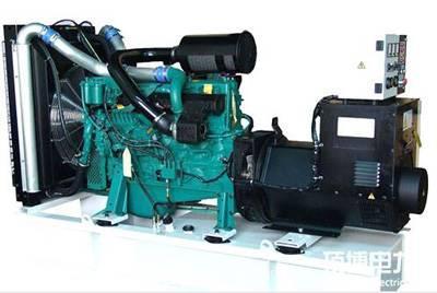型号TAD551GE沃尔沃80千瓦柴油发电机多少钱