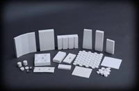 博邁耐磨陶瓷襯板 重磨損行業用耐磨氧化鋁襯板