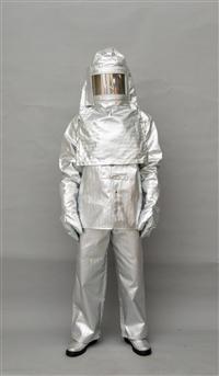 品正安防JNPZ-GW-001A消防用耐高温防护 铝泊消防隔热服