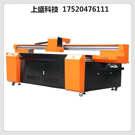 玻璃亚克力uv打印机 广告标牌喷绘彩印机 PVC塑料UV平板打印机