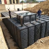 河南许昌智能型消防 地埋式箱泵一体化
