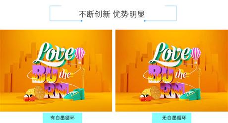 云南uv平板打印机  亚克力广告标牌彩绘