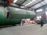 济南一体化污水提升泵站造价