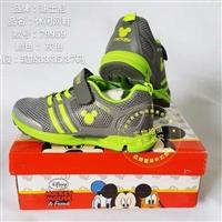 一线迪士尼品牌折扣童装童鞋批发