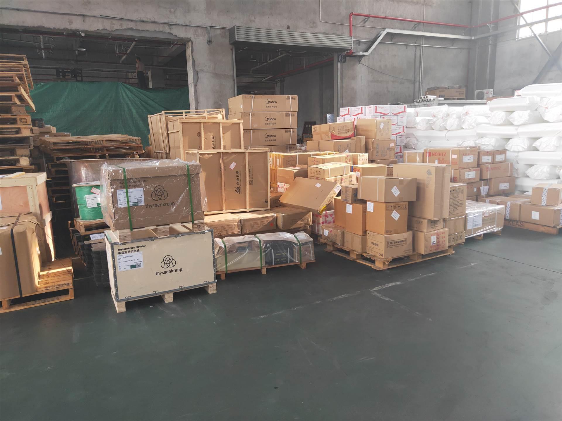 上海到三和顺风车物流 整车零担货运配送