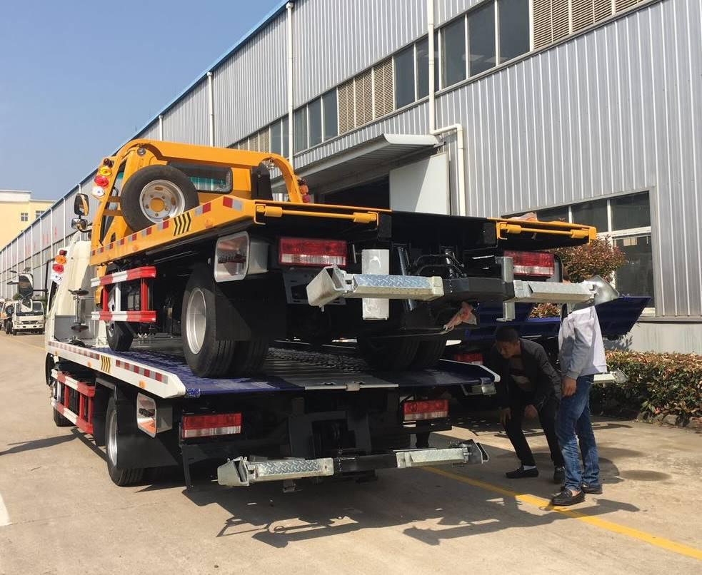 多利卡进口操作系统道路救援厂家直销