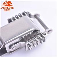 骏杰机械配件定制,不锈钢搭扣,工业设备弹簧搭扣J008