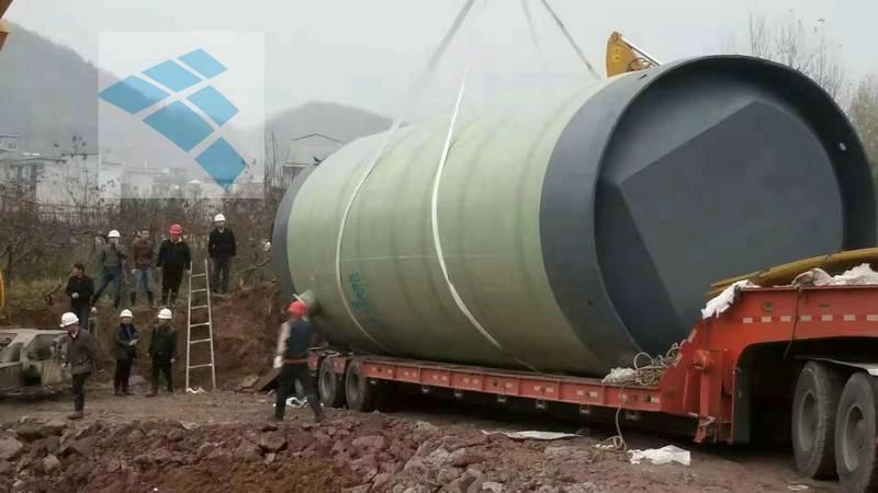 晉州一體化預制泵站生產商