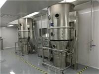 葛粉沸腾制粒机 一果粉步制粒机 高效沸腾制粒机