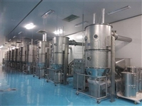 沸腾制粒干燥机,调味品颗粒专用制粒机