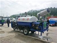 安徽滁州2立方雾炮洒水车厂家 小型3吨雾炮洒水车报价