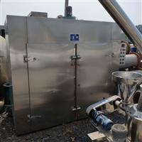 出售二手熱風循環烘箱 食品廠二手烘箱