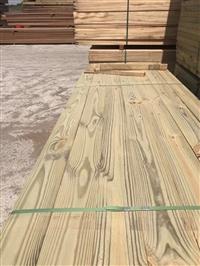 南方松防腐木加工厂 巴劳木木地板