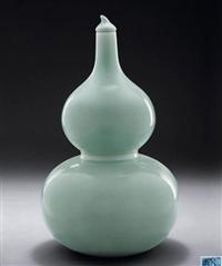 拍卖豆青釉葫芦瓶哪家公司服务好