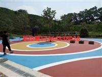 彩色艺术地坪材料的施工工艺流程