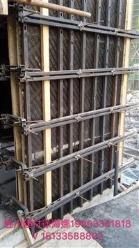 新型剪力墙方钢支撑的使用范围广