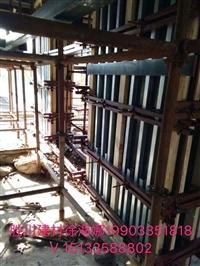 剪力墙模板支撑加固,新型模板支撑,胜川建材娜娜供应