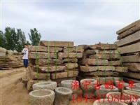 商丘市老榆木門板打磨改造