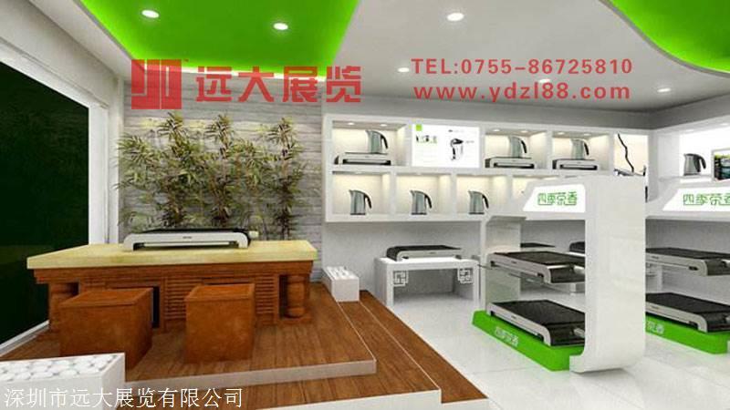 深圳展厅搭建 展厅装修 展厅设计公司 远大展览
