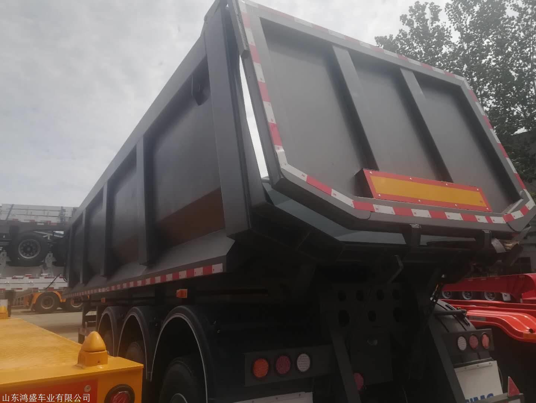 提供轻型9米自卸半挂车价格及配置技术