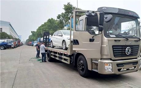 东风D17锦程平板车生产基地价格合理的车型 可分期送车