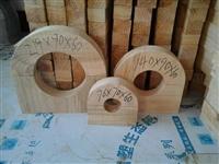 空调木托 空调垫木 空调管托 防腐空调木托
