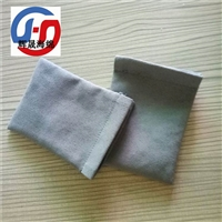 厂家专业订制移动电源网袋 网布抽绳袋 蓝牙耳机PU束口袋
