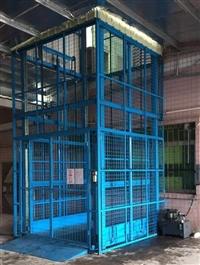 液压货梯厂家产横沥液压升降货梯