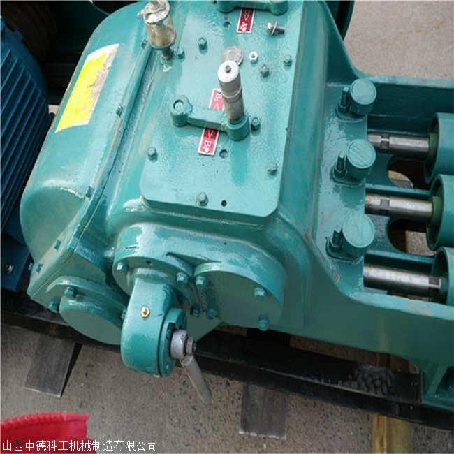 防爆矿用泥浆泵型号价格