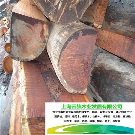 北京才能购买到优质菠萝格地板