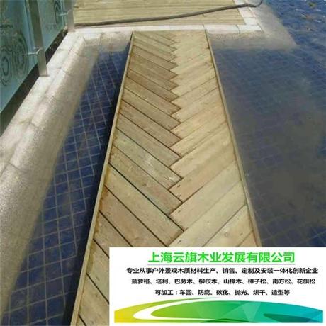 沧州菠萝格地板加工厂是怎样提高木出材率方法