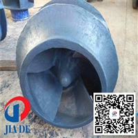 渣浆泵动力平衡修复碳化硅涂层