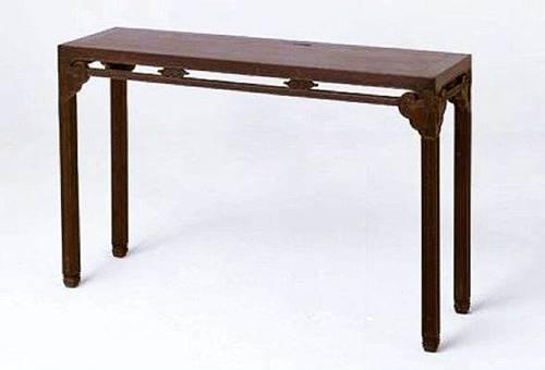 ��������_2019年紫檀枨琴桌的市场行情