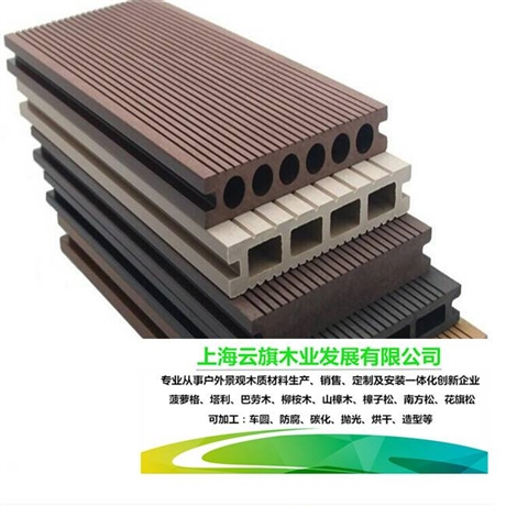 阜新市场上怎么区分木塑地板和防腐木地板