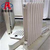 落地式防腐钢二柱散热器 GZ206钢二柱散热器 散热器品质保障