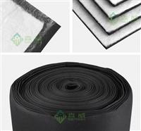 7厚電子交聯聚乙烯減振 保溫復合墊板 樓地面隔音減震墊層