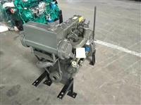 潍坊R4105ZP四缸柴油机 潍柴62千瓦配套粉碎机开沟机用柴油发动机