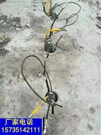 正定静态开采岩石机器设备