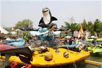 激战鲨鱼岛,游乐设备价格