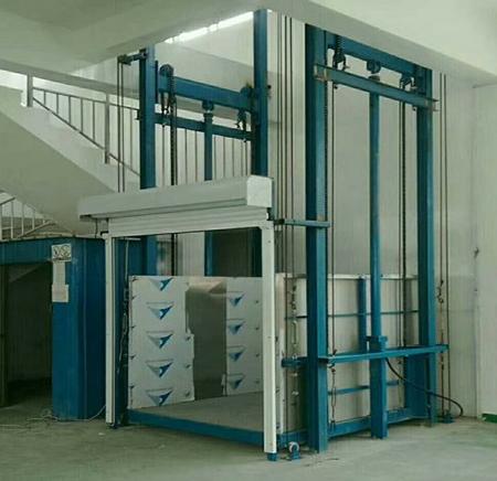 升降货梯就选佰旺固定式升降货梯