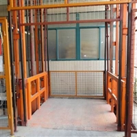 液压货梯厂供应中山液压升降货梯