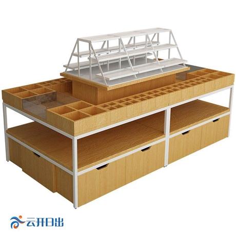 精品店货架精品店货架设计图2019广州山月货架有限公司