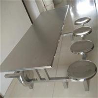 快餐桌 不锈钢快餐桌椅 食堂餐桌 不锈钢餐桌椅 餐桌椅生产厂发亿