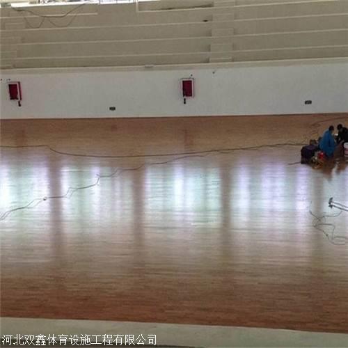 运动木地板 是指运动场地 的防滑耐磨专用木地板?