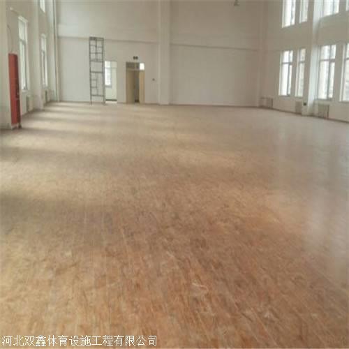 室內運動木地板 安裝在籃球場中對場地 要求比較高