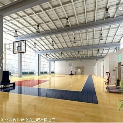 体育木地板 在体育竞技场 已经广泛的被人们所使用