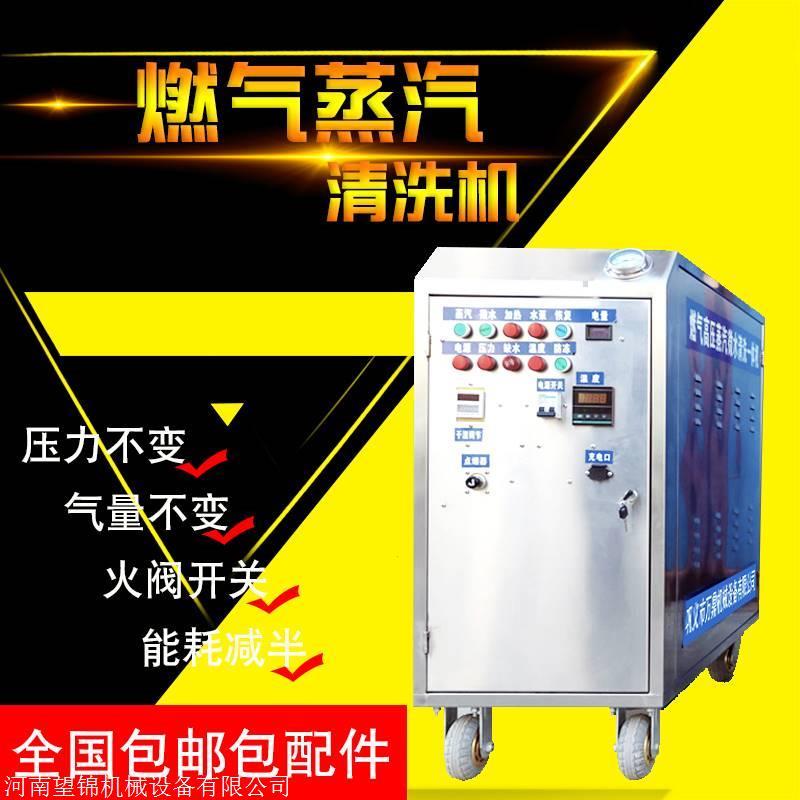 燃气式蒸汽洗车机 在洗车业受欢迎的原因