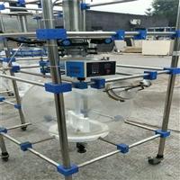 高價回收二手雙層玻璃反應釜 二手反應釜